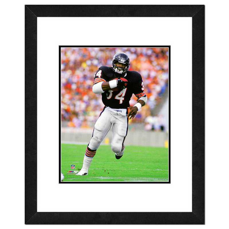 AATF111-FH16x20: PF Walter Payton Action Photography, 18x22