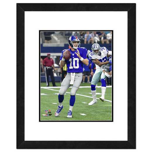 AATI041-FH16x20: PF Eli Manning Action Photography, 18x22