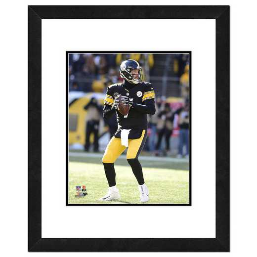 AAUX132-FH16x20: PF Ben Roethlisberger Action Photography, 18x22