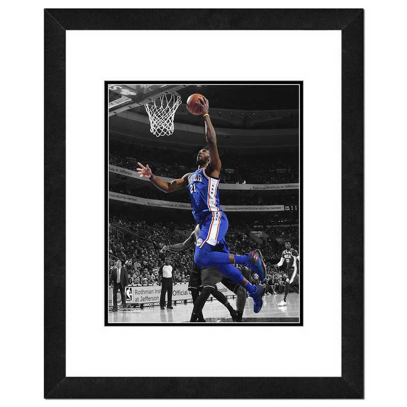 AAVC105-FH16X20: PF Joel Embiid Action Photography, 18x22