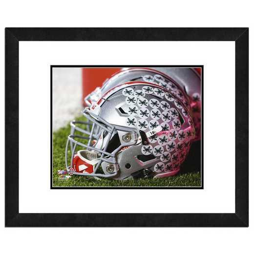 AAVI055-FH16x20: PF Ohio State University Buckeyes Helmet, 18x22