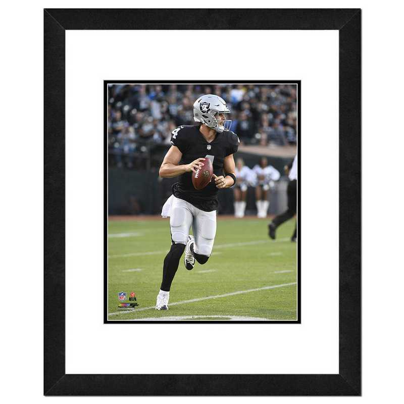 AAVM134-FH16x20: PF Derek Carr Action Photography, 18x22
