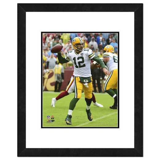 AAVP122-FH16x20: PF Aaron Rodgers Action Photography, 18x22