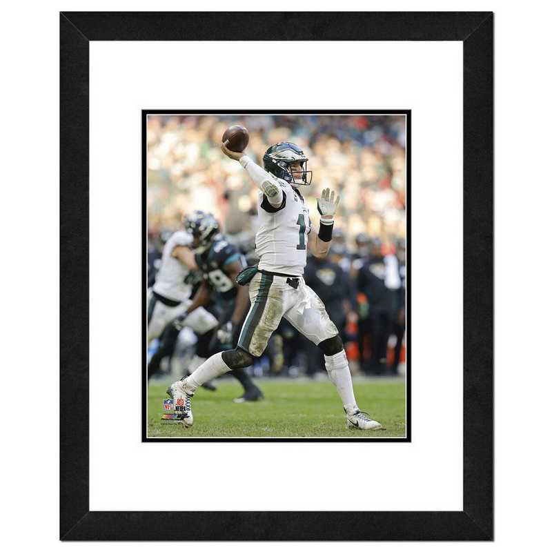 AAVT193-FH16x20: PF Carson Wentz Action Photography, 18x22