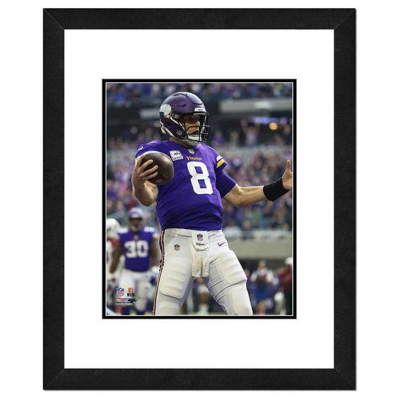 AAVT244-FH16x20: PF Kirk Cousins Action Photography, 18x22
