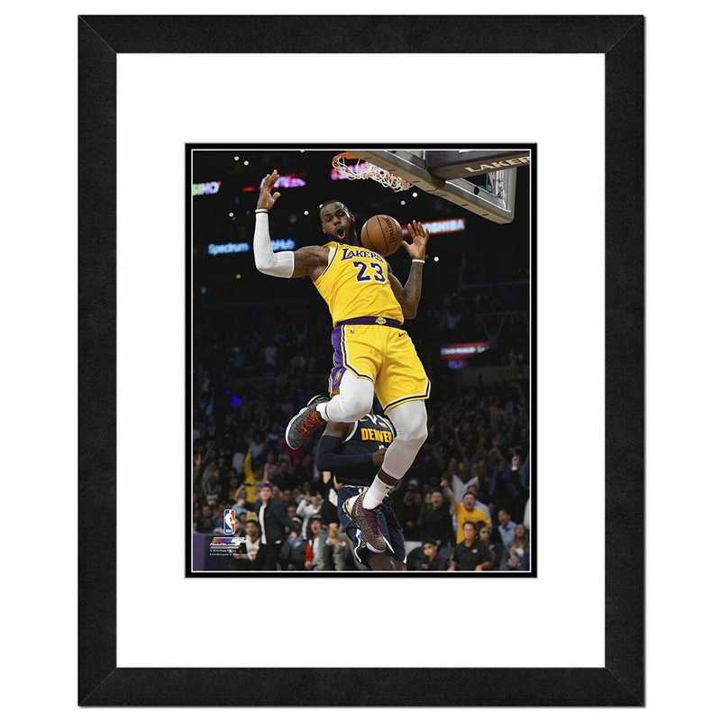 AAVV187-FH16X20: PF LeBron James Action Photography, 18x22