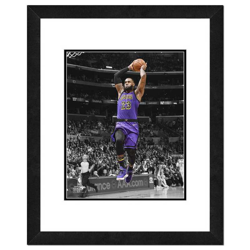 AAVW035-FH16X20: PF LeBron James Action Photography, 18x22