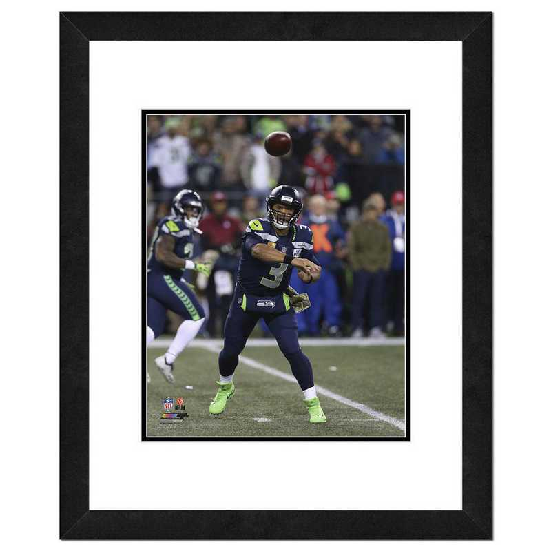 AAVW157-FH16x20: PF Russell Wilson Action Photography, 18x22