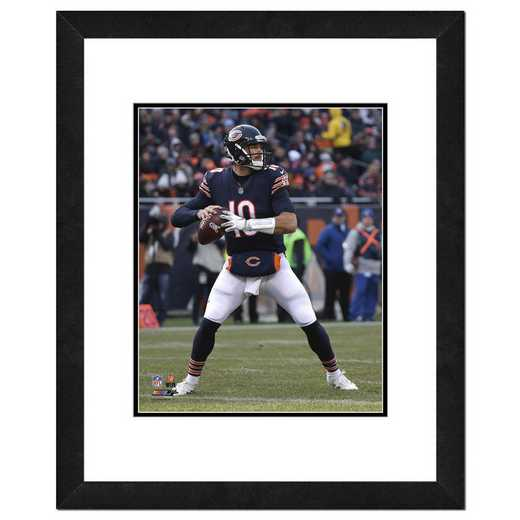 AAVW162-FH16x20: PF Mitch Trubisky Action Photography, 18x22