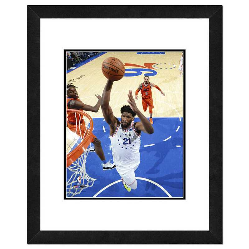 AAWD046-FH16X20: PF Joel Embiid Action Photography, 18x22