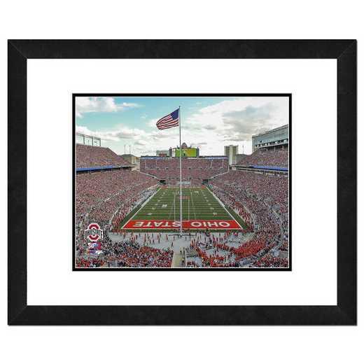 AASI200-FH20x24: PF Ohio Stadium Ohio State University- 22x26