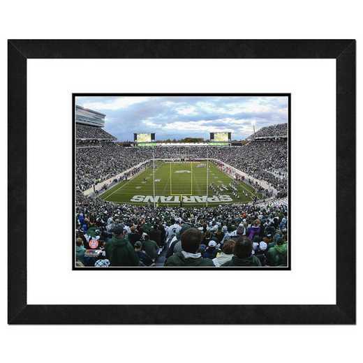 AASP055-FH20x24: PF Spartan Stadium Michigan State Spartans- 22x26