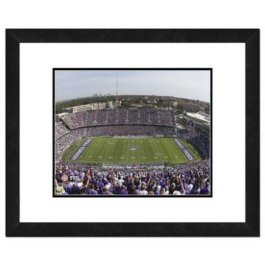 AASP064-FH20x24: PF Amon G. Carter Stadium TCU Horned Frogs- 22x26
