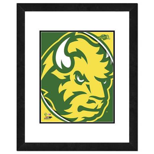 AASV220-FH20x24: PF North Dakota State Bison Logo- 22x26