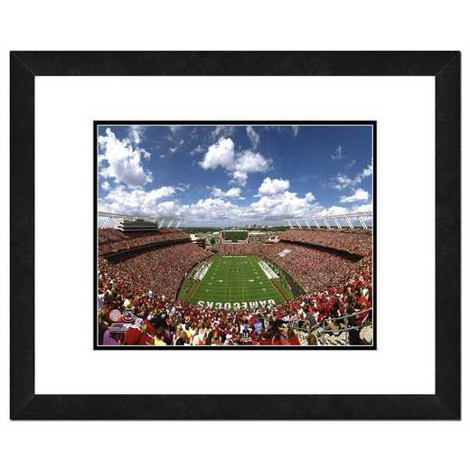 AATZ027-FH20x24: PF Williams-Brice Stadium South Carolina Gamecocks- 22x26