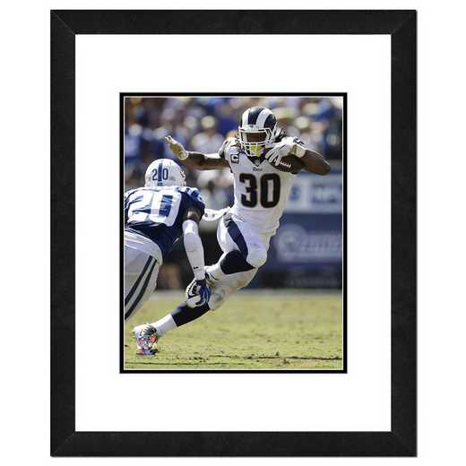 AAUM126-FH20x24: PF Todd Gurley Action Photography- 22x26