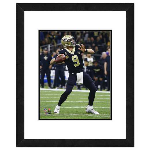 AAVY136-FH20x24: PF Drew Brees Action Photography- 22x26