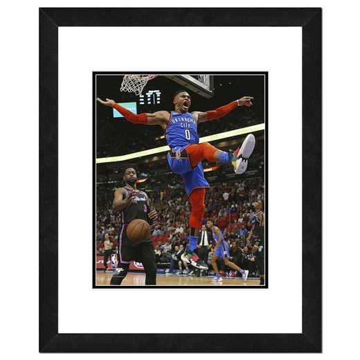 AAWD044-FH20x24: PF Russell WestBrook Action Photography- 22x26