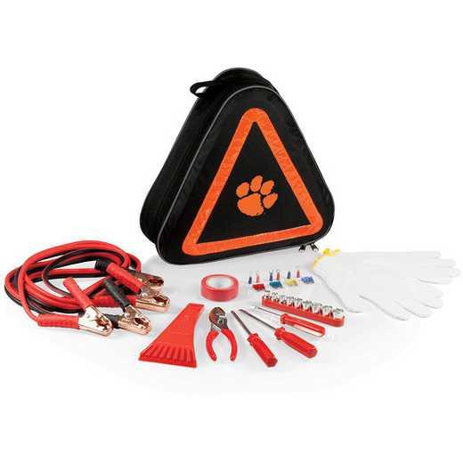 699-00-179-104-0: Clemson Tigers - Roadside Emergency Kit