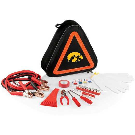 699-00-179-224-0: Iowa Hawkeyes - Roadside Emergency Kit