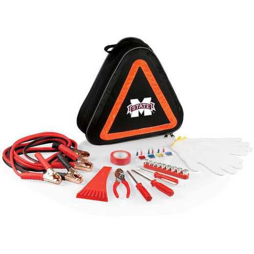699-00-179-384-0: Mississippi State Bulldogs - Roadside Emergency Kit