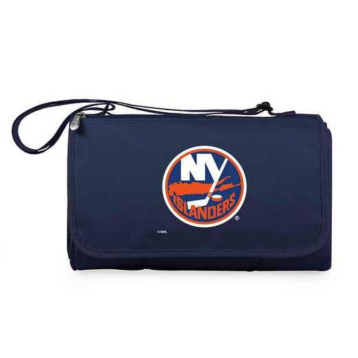 820-00-138-194-10: New York Islanders - 'Blnkt Tote' (Nvy)