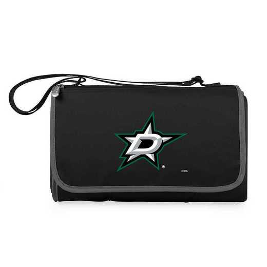 820-00-175-104-10: Dallas Stars - 'Blnkt Tote' (Black)