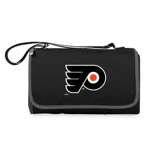 820-00-175-224-10: Philadelphia Flyers - 'Blnkt Tote' (Black)