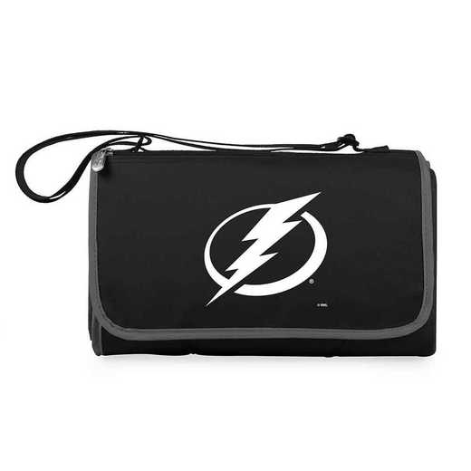 820-00-175-264-10: Tampa Bay Lightning - 'Blnkt Tote' (Black)