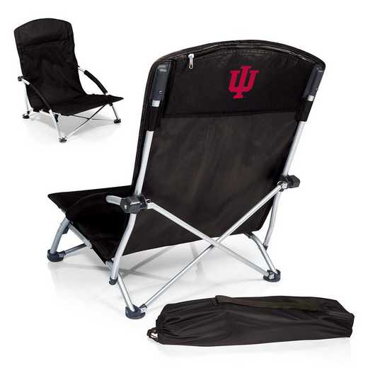 792-00-175-674-0: Indiana- Tranquility Portable Beach ChairBLK