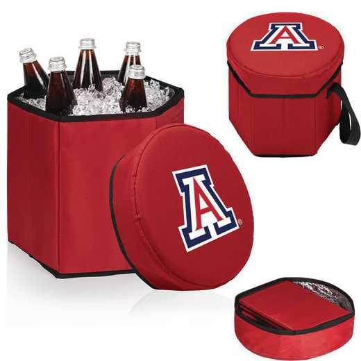596-00-100-014-0: Arizona Wildcats - Bongo Cooler (Red)