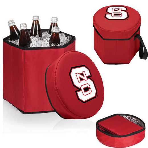596-00-100-424-0: NC State Wolfpack - Bongo Cooler (Red)
