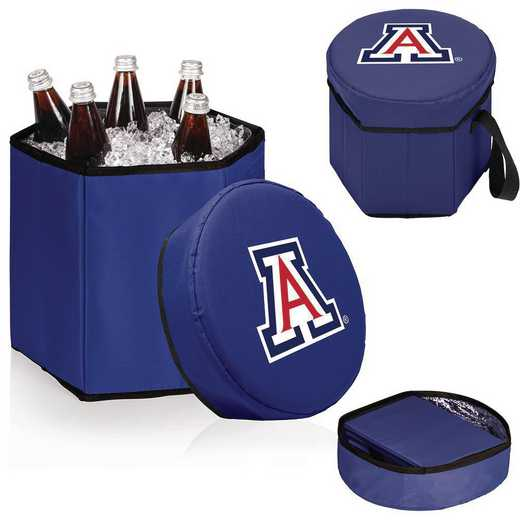 596-00-138-014-0: Arizona Wildcats - Bongo Cooler (Navy)