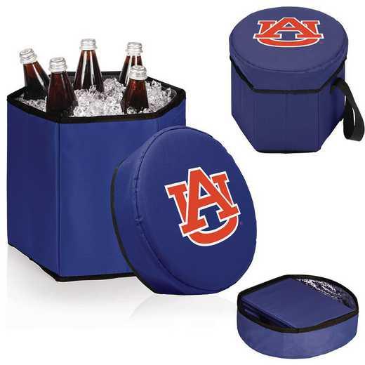 596-00-138-044-0: Auburn Tigers - Bongo Cooler (Navy)