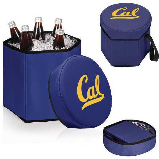 596-00-138-074-0: Cal Bears - Bongo Cooler (Navy)