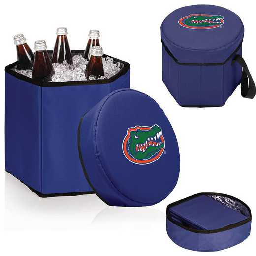 596-00-138-164-0: Florida Gators - Bongo Cooler (Navy)