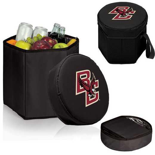 596-00-179-054-0: Boston College Eagles - Bongo Cooler (Black)