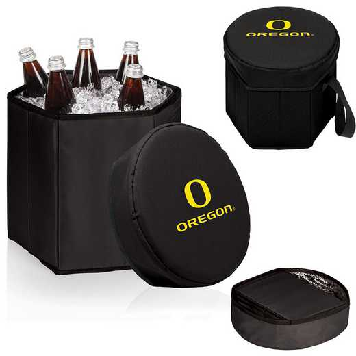 596-00-179-474-0: Oregon Ducks - Bongo Cooler (Black)