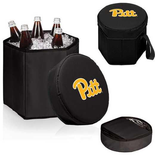 596-00-179-504-0: Pittsburgh Panthers - Bongo Cooler (Black)