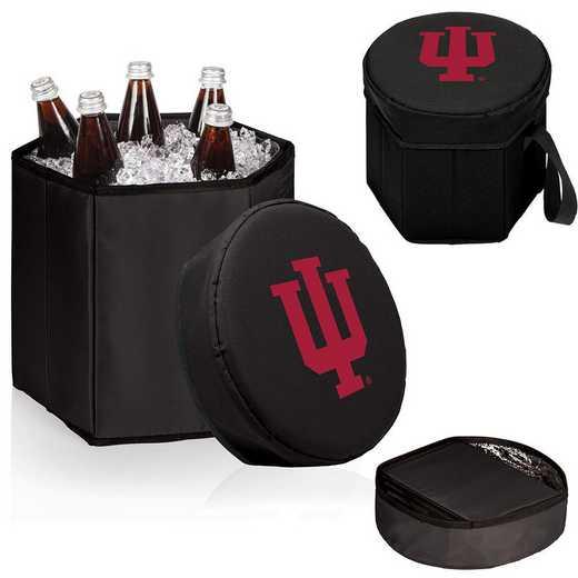 596-00-179-674-0: Indiana Hoosiers - Bongo Cooler (Black)