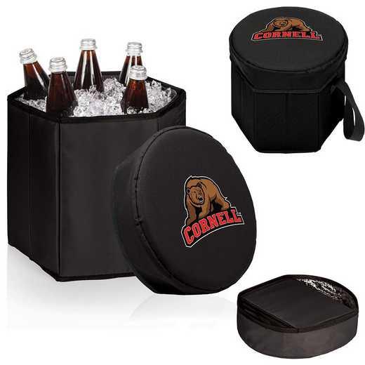 596-00-179-684-0: Cornell Big Red - Bongo Cooler (Black)