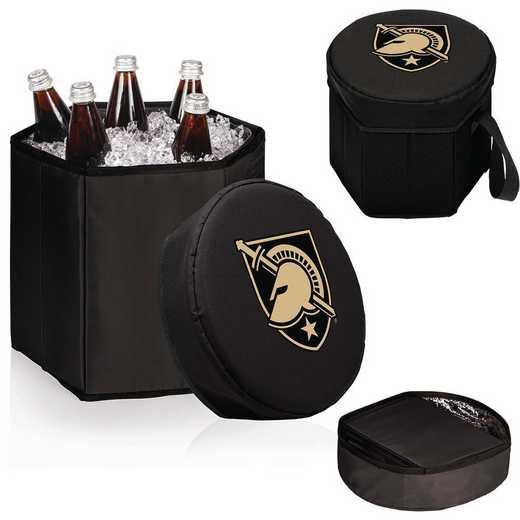 596-00-179-764-0: West Point Black Knights - Bongo Cooler (Black)