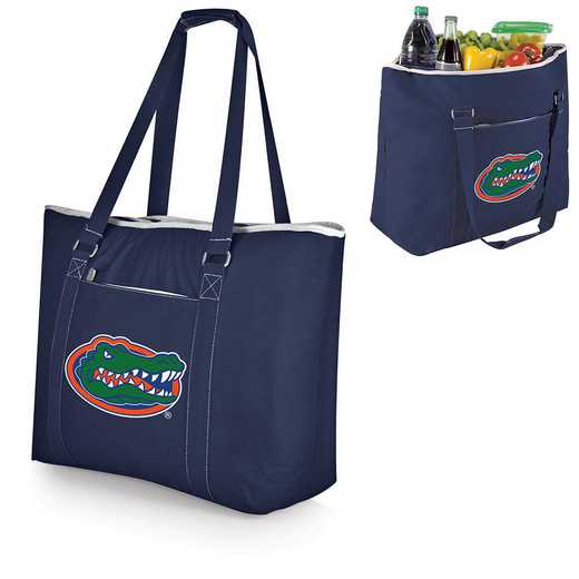 598-00-138-164-0: Florida Gators - Tahoe Cooler Tote (Navy)