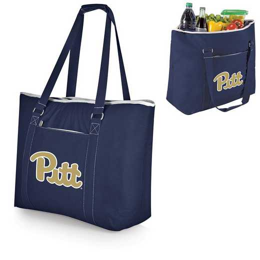 598-00-138-504-0: Pittsburgh Panthers - Tahoe Cooler Tote (Navy)