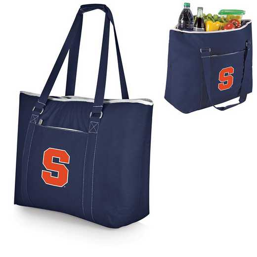 598-00-138-544-0: Syracuse Orange - Tahoe Cooler Tote (Navy)