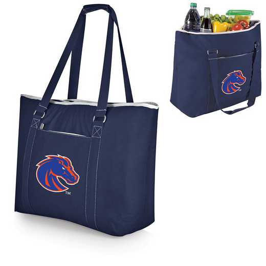 598-00-138-704-0: Boise State Broncos - Tahoe Cooler Tote (Navy)