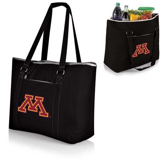598-00-175-364-0: Minnesota Golden Gophers - Tahoe Cooler Tote (Black)