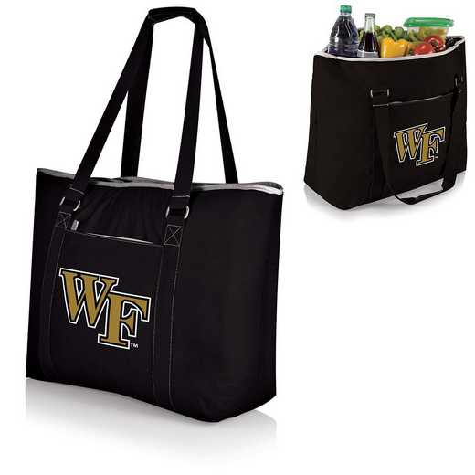 598-00-175-614-0: Wake Forest Demon Deacons - Tahoe Cooler Tote (Black)