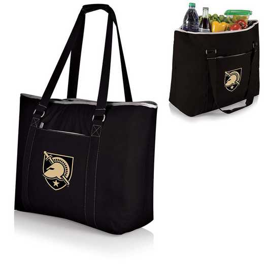 598-00-175-764-0: West Point Black Knights - Tahoe Cooler Tote (Black)
