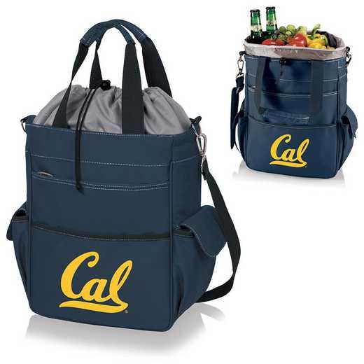 614-00-138-074-0: Cal Bears - Activo Cooler Tote (Navy)